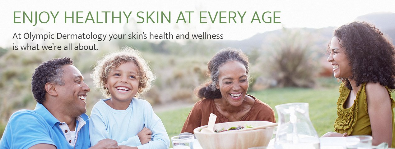 Enjoy Healthy Skin at Every Age