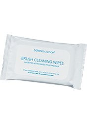 Brush Cleaner Wipes