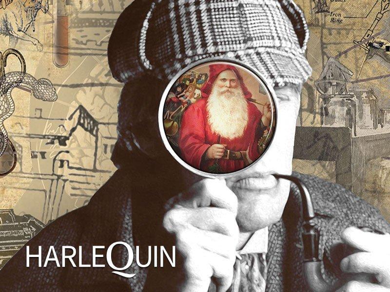 Sherlock Holmes' Christmas Carol Case