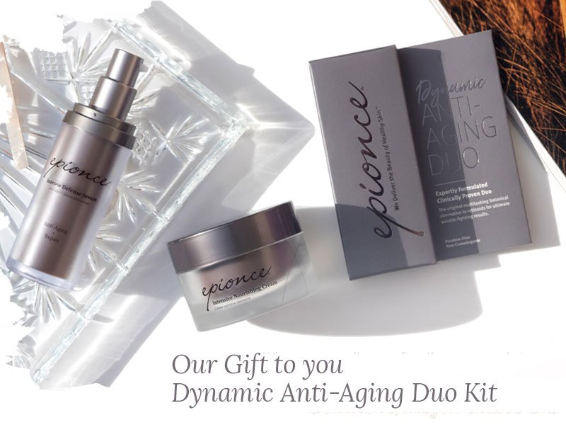 Our Gift to you Dynamic Anti-Aging Duo Kit