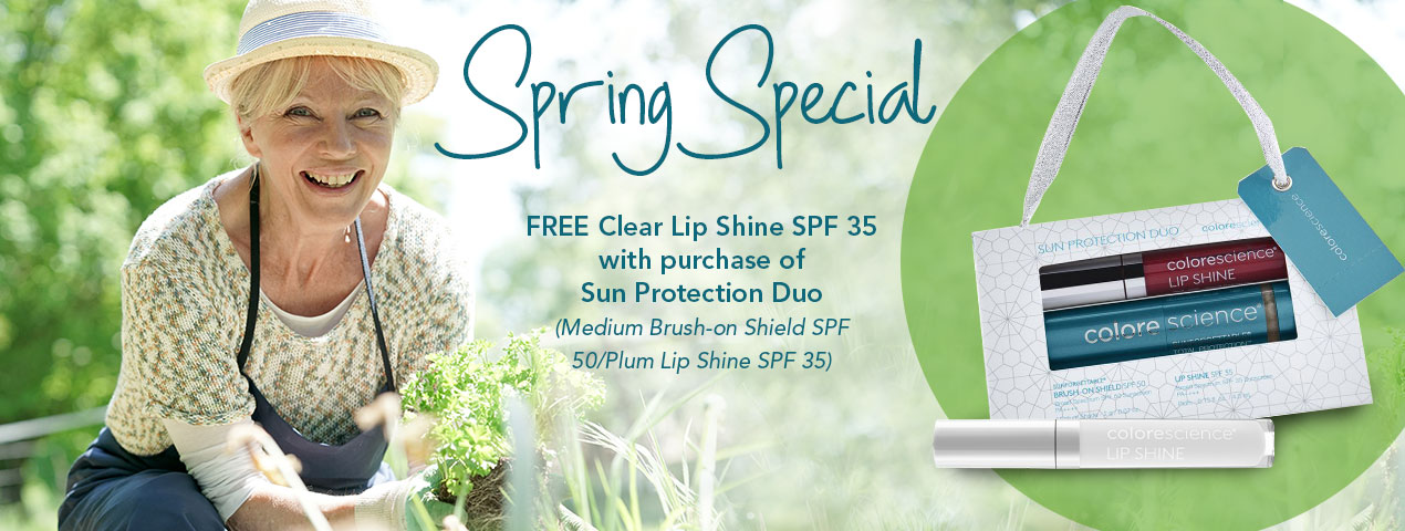Colorscience Spring Special