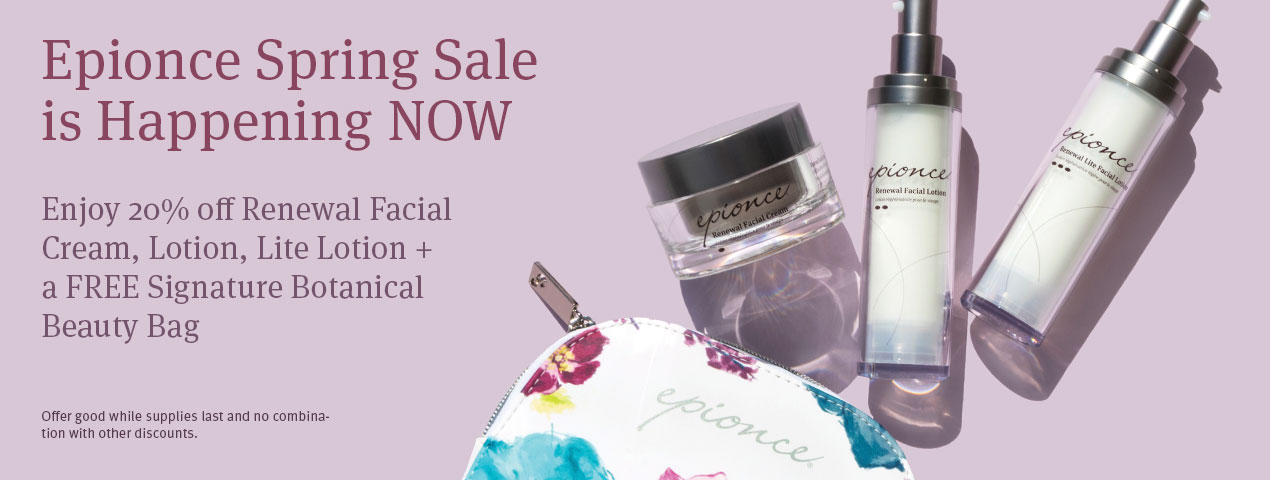 Epionce Spring Sale is Happening NOW