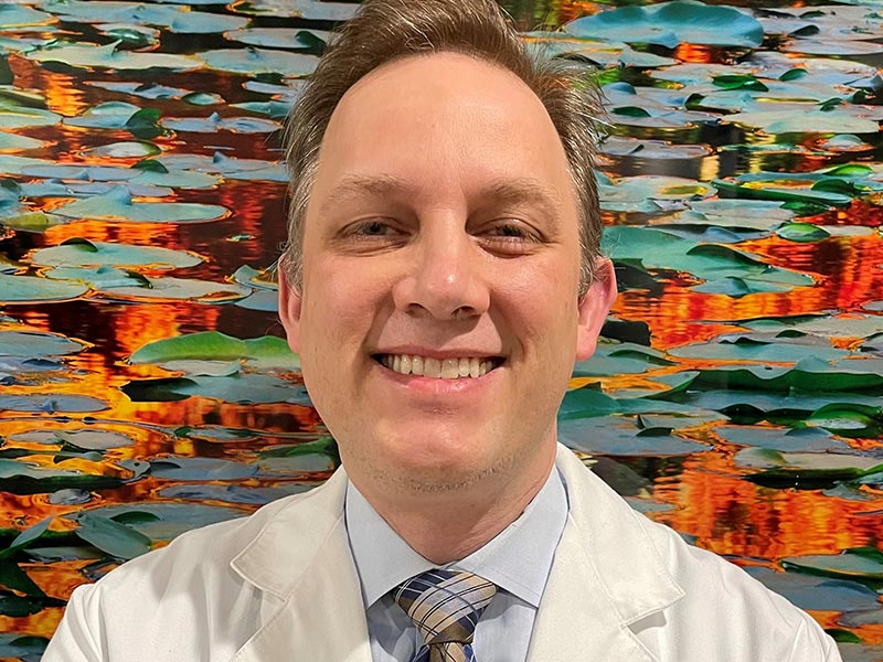 Dr. Hugh Nymeyer